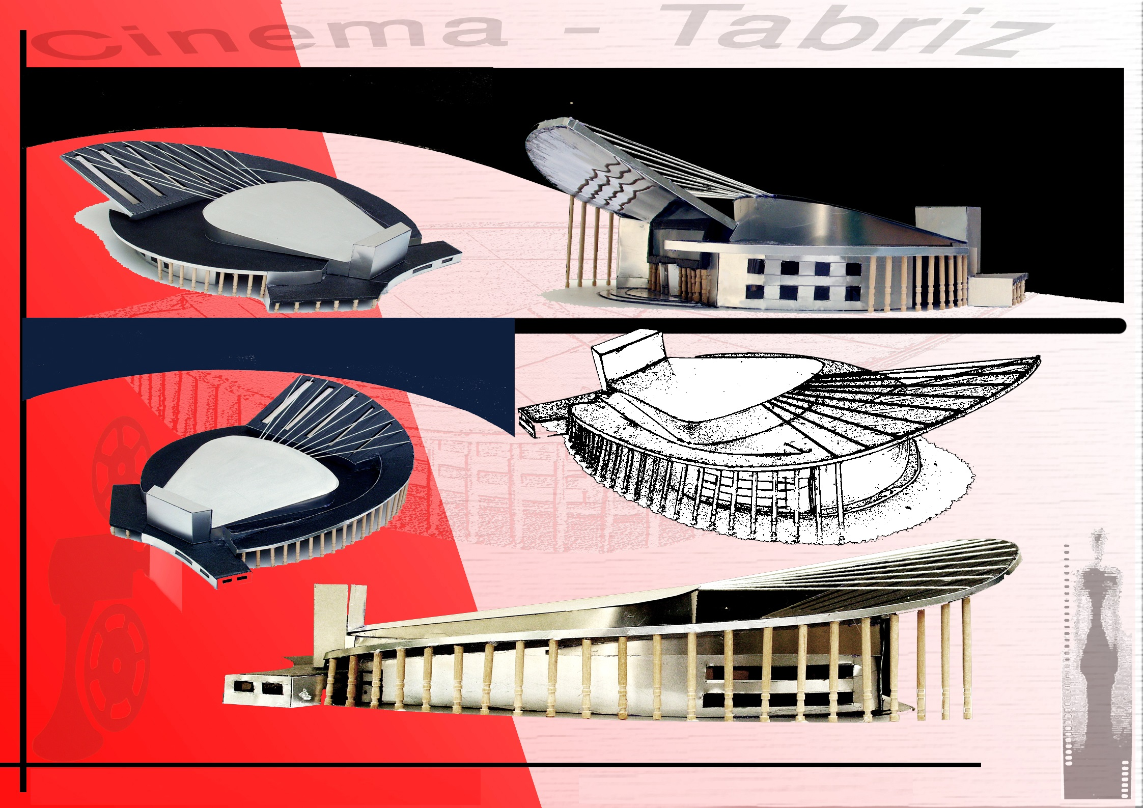 دانلود پاورپوینت معماری دینامیک