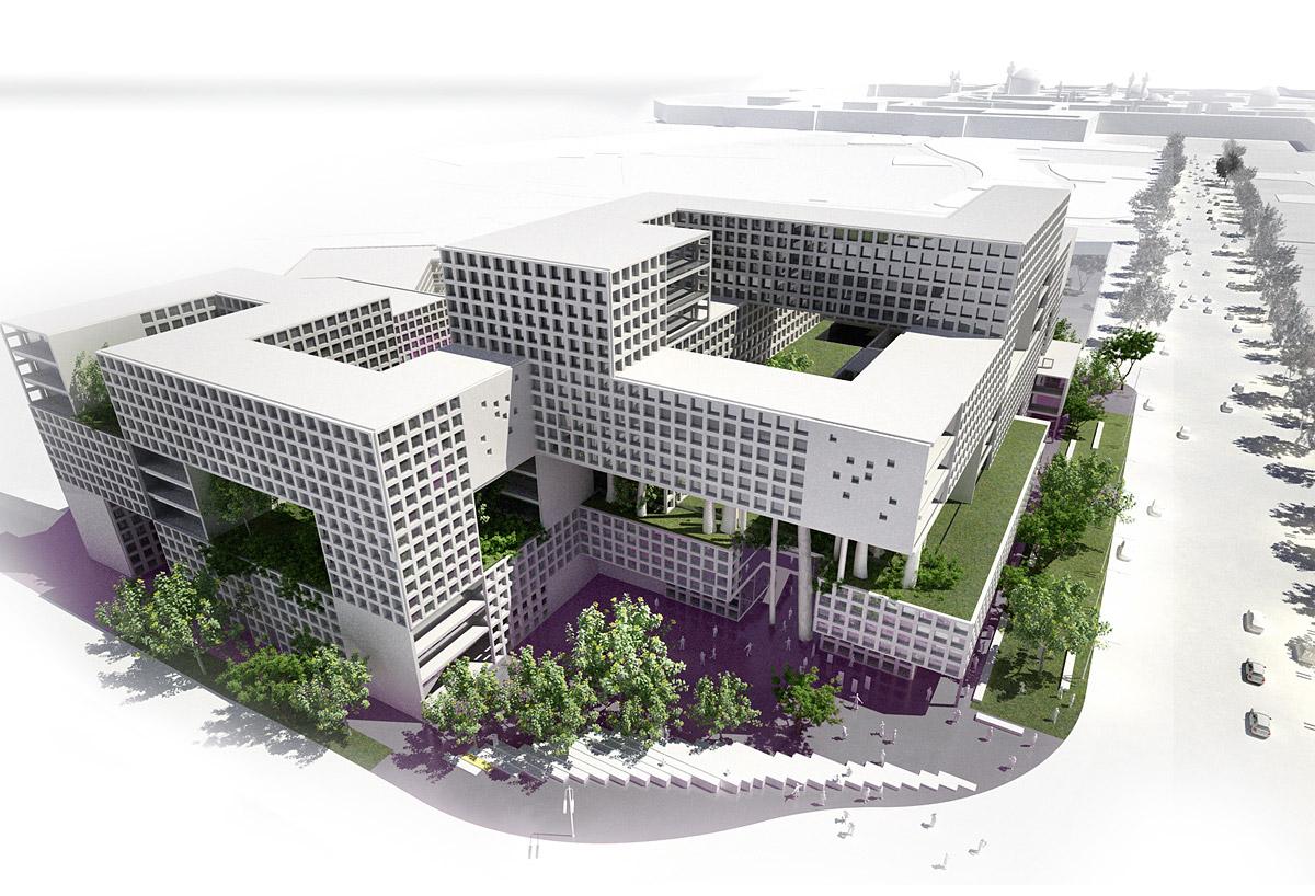 پروژه کامل اتوکد مسکونی