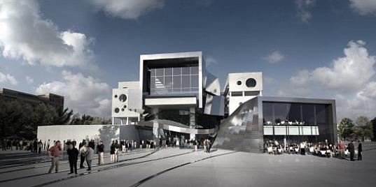 رساله خانه موسیقی (معماری پایدار)
