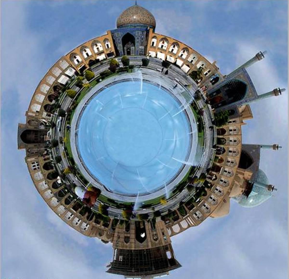 پروژه پاورپوینت شناخت فضای شهری