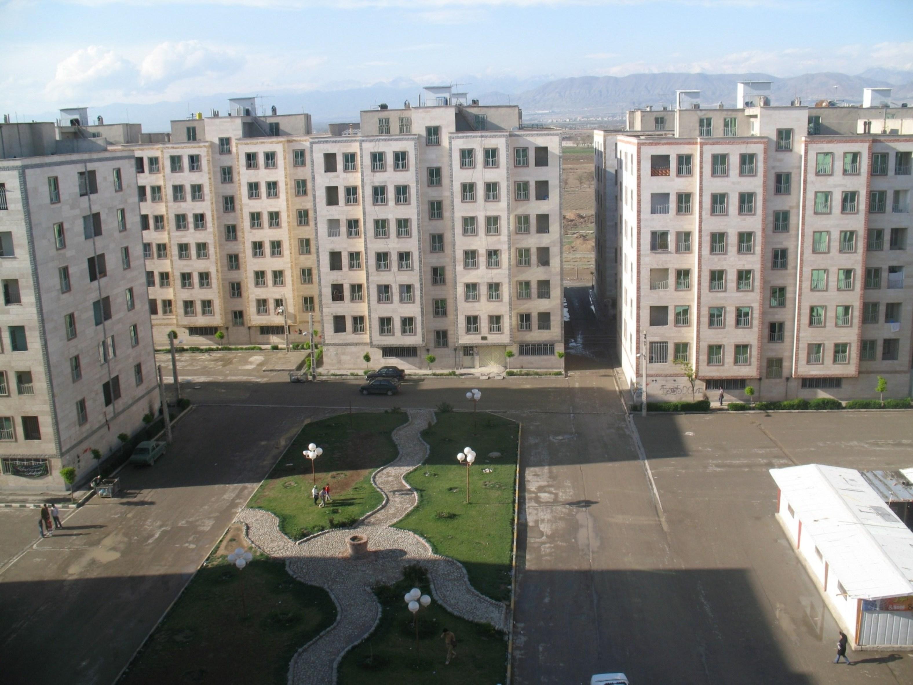 پروژه اتوکد جامع مسکونی