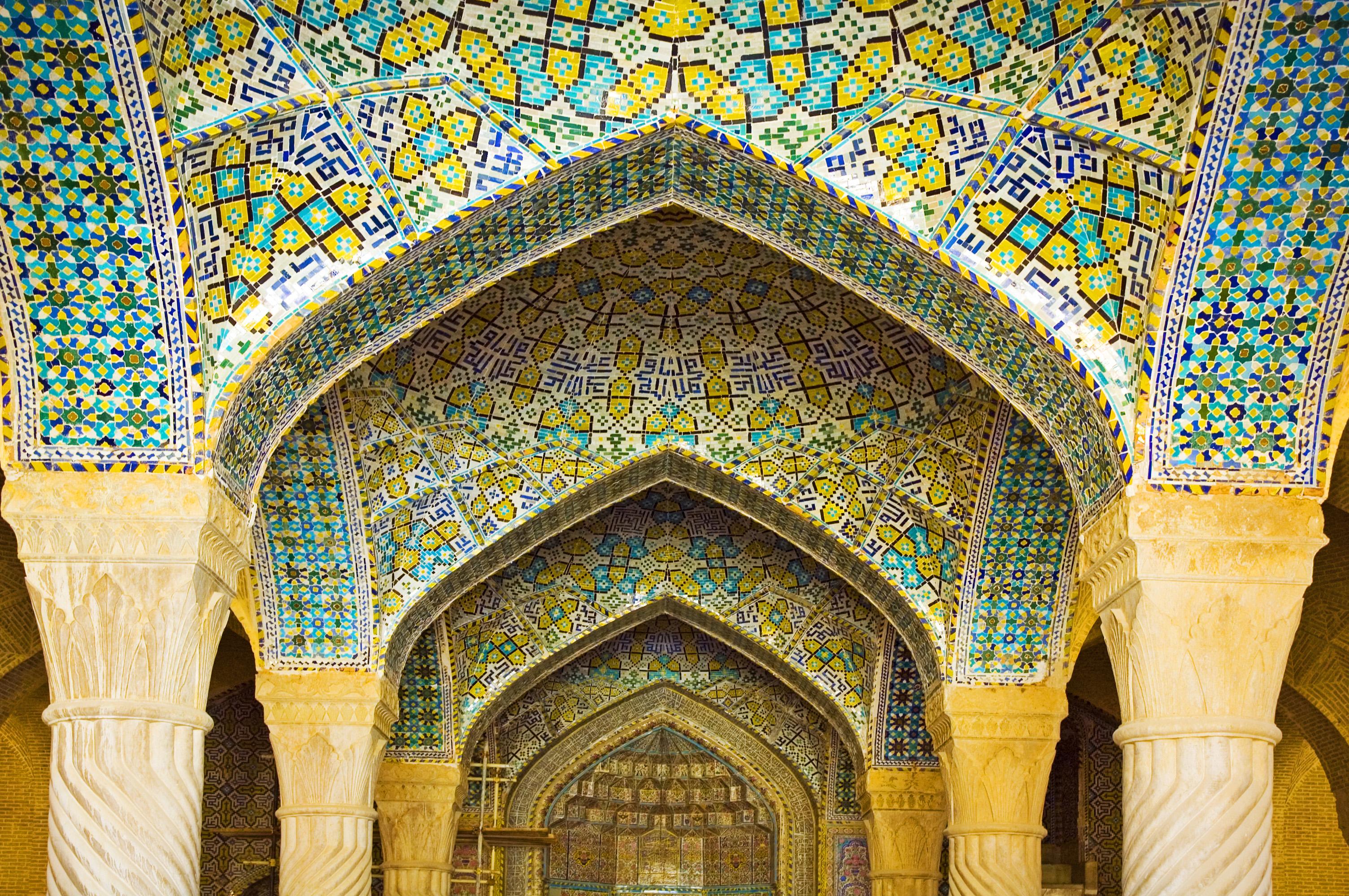 جزوه رایگان معماری اسلامی