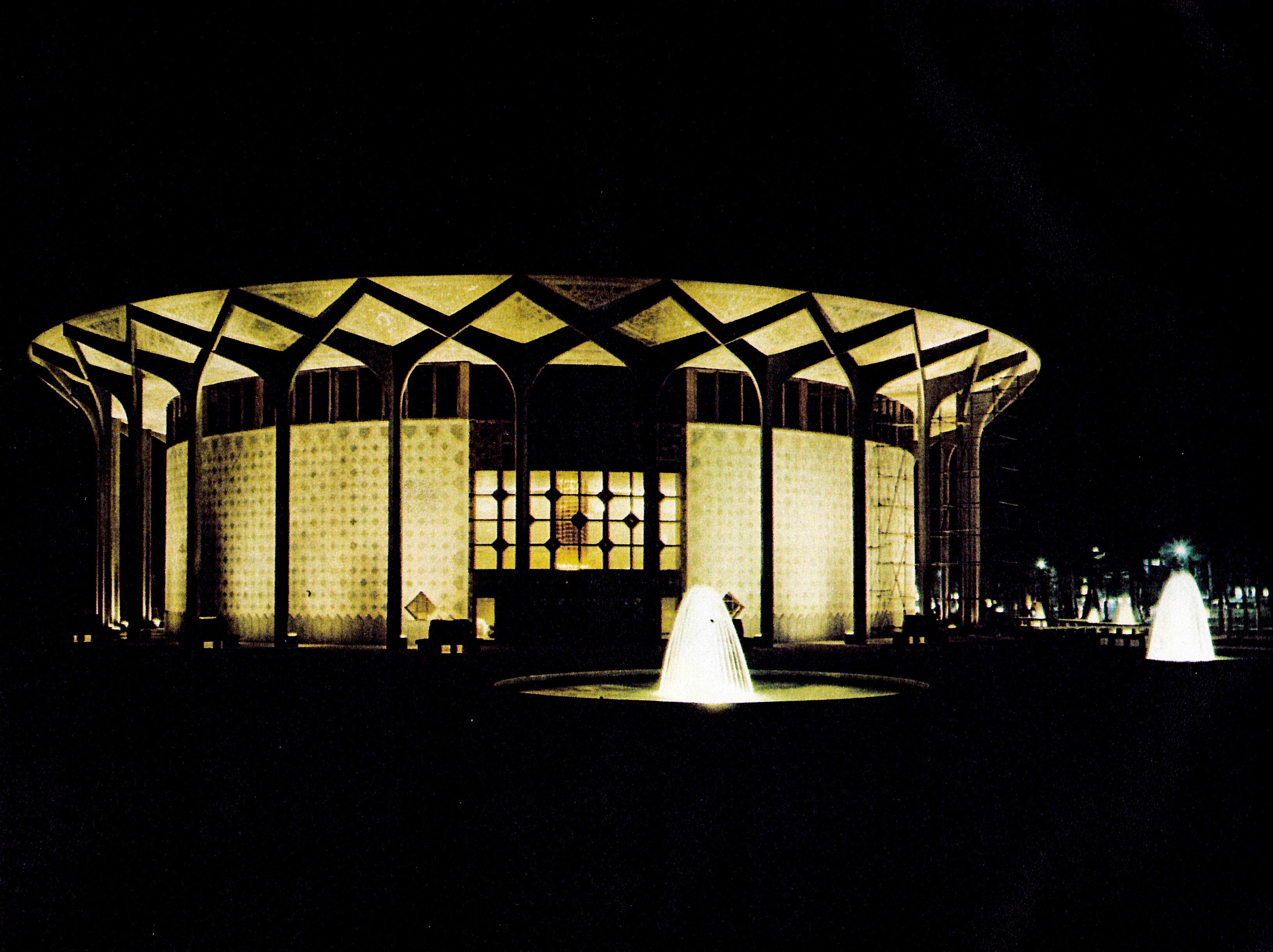 پروژه تئاتر مرکزی شهر