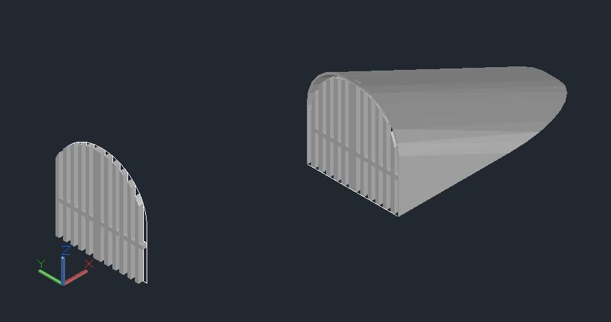 طراحی سردر ورودی مترو