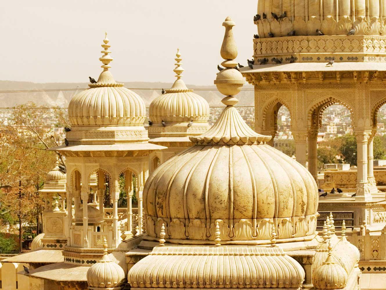 دانلود پروژه پاورپوینت معماری هند