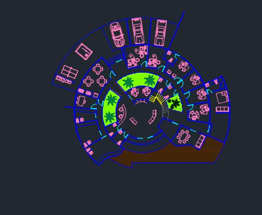 دانلود نقشه پاسگاه انتظامی