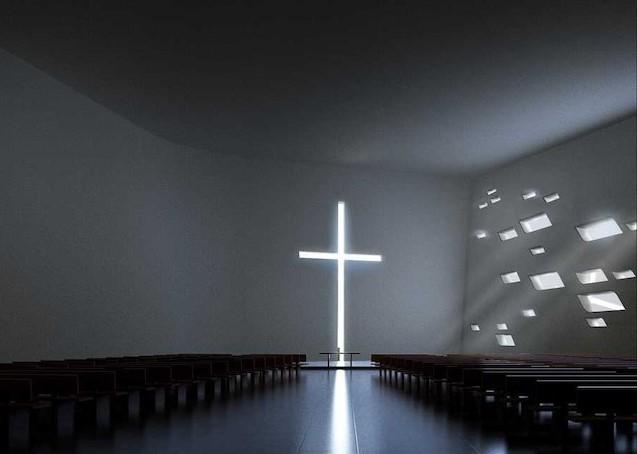دانلود پروژه اتوکد کلیسا